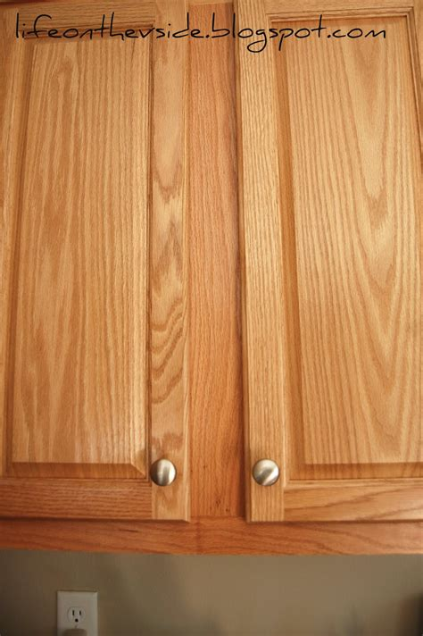 where to place knobs on kitchen cabinet doors on the v side kitchen jewelry