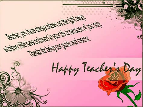 teachers day greeting card for new happy teachers day greeting cards 2017 free