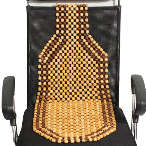 beaded motorcycle seat reviews buy beaded wooden front seat chair cover cushion