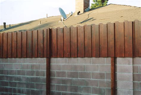 garden wall toppers s redwood fences custom wood fences gates redwood