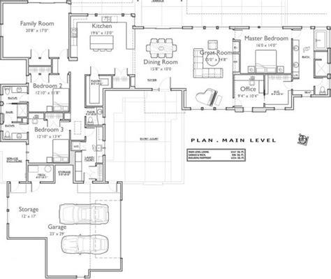 dise o planos casas sencillas de un piso dos aguas