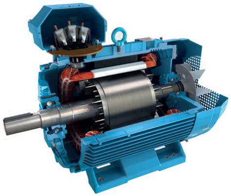 Abb Electric Motor by Mm06124 Ap Abb 16hp Motor