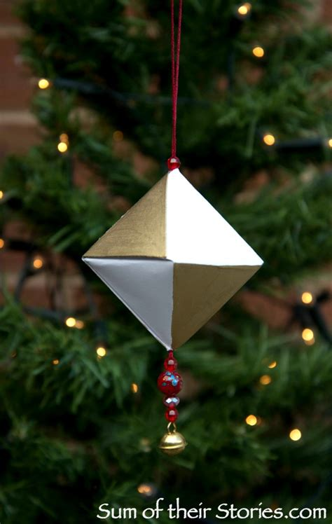 origami tree ornament origami tree ornament sum of their stories