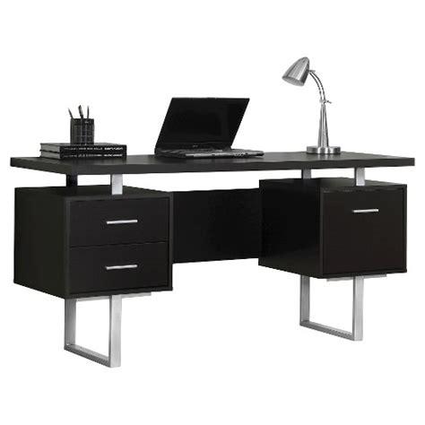 computer desks modern modern computer desk black everyroom target