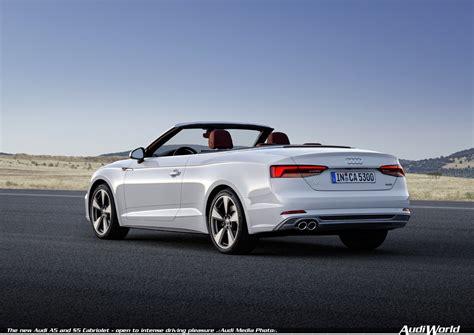 Audi A5 Cabriolet by Audi A5 Cabriolet Audiworld