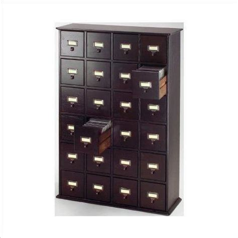 how to make a card catalog cabinet library card cabinet ebay
