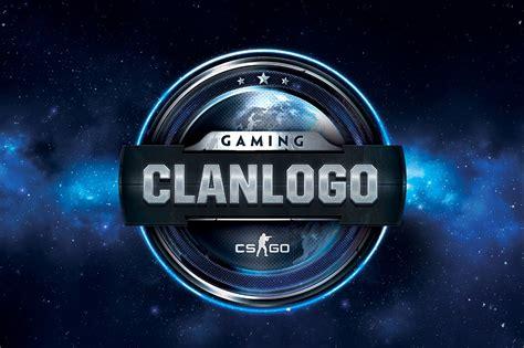 clan gaming logo logo templates creative market