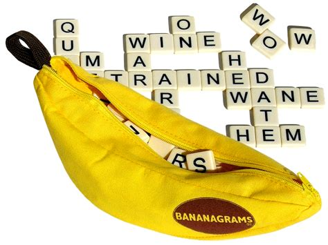scrabble banana bananagrams vs scrabble apple fruit from the vault