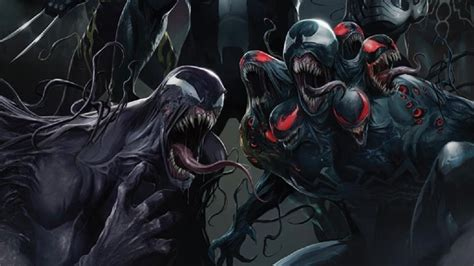 edge of venomverse edge of venomverse is turning everyone at marvel into venom