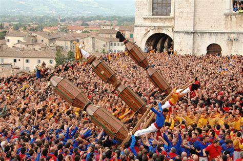 festival italia festa dei ceri 2017 in gubbio italy everfest