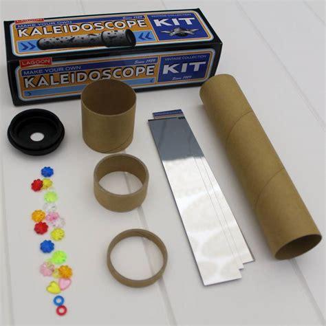 kits to make kaleidoscope kit by nest notonthehighstreet