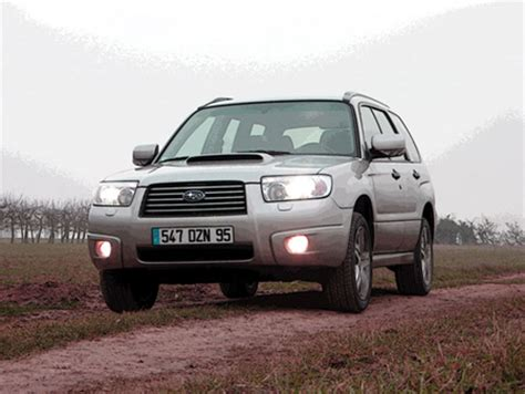 Subaru Forester 2.5 XT Review   The Truth About Cars