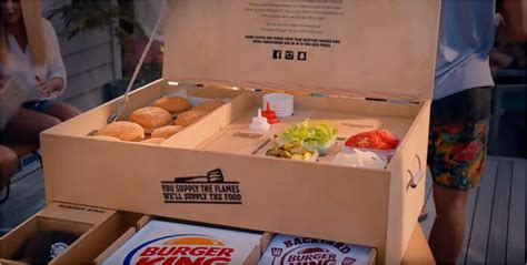 burger king en casa es monta tu burger king en casa retail meeting point tv