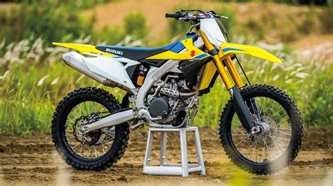 Suzuki Mx 2018 suzuki rm z450 look transworld motocross