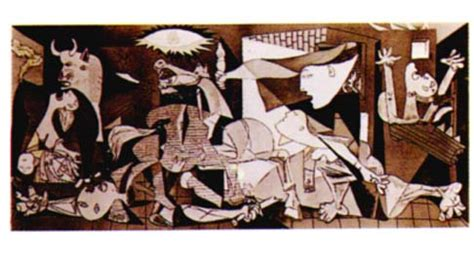 picasso paintings during civil war guernica 1937 pablo picasso s civil war