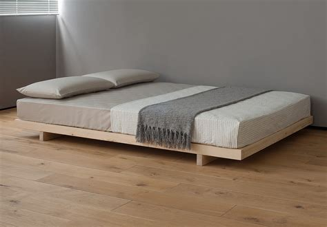 japanese low bed frame low bed solid wood bed company