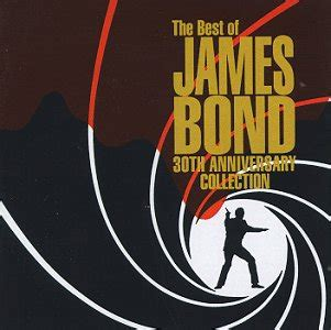 best of james bond the best of bond james bond wikipedia