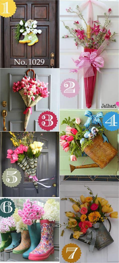 creative door decorations for 36 creative front door decor ideas not a wreath home