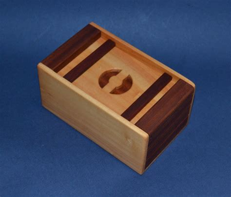 woodworking puzzle box after time finally i made another puzzle box some