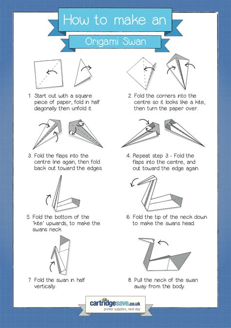 how to make origami swan how to make an origami swan cartridge save