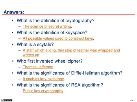 the definition of 5 cryptography part1