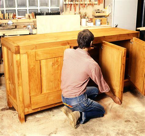 comment fabriquer un meuble de rangement maisonbrico