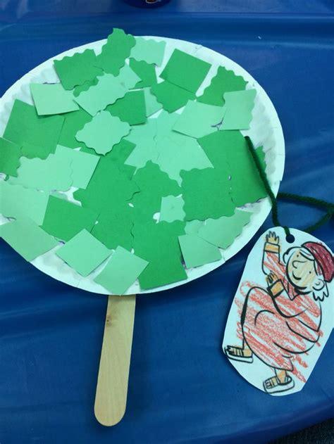 zacchaeus crafts for 25 best ideas about zacchaeus on preschool