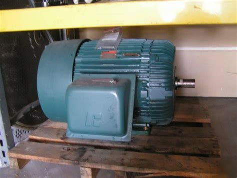 75 Hp Electric Motor by Like New 75hp Electric Motor