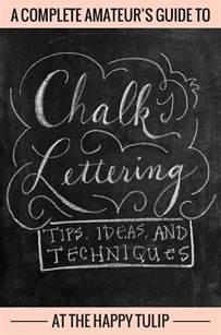 chalkboard paint lettering 25 best ideas about chalk writing on