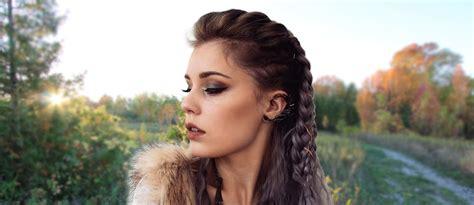 vikings hairstyles vikings lagertha hair tutorial lovehairstyles com