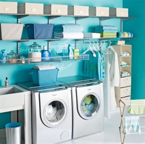 paint colors laundry room blue color laundry room home interiors