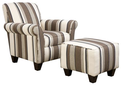 cozy chairs for living room furniture stripe design upholstered accent chairs