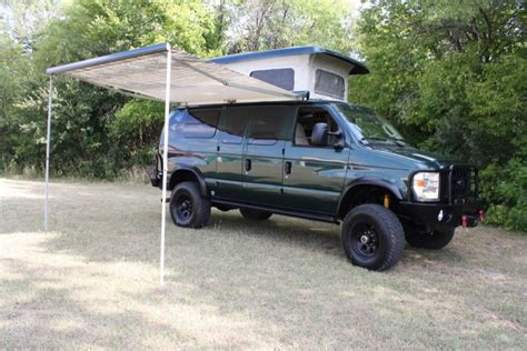 Ford Transit Cer by Sportsmobile Awning 28 Images Ford Transit