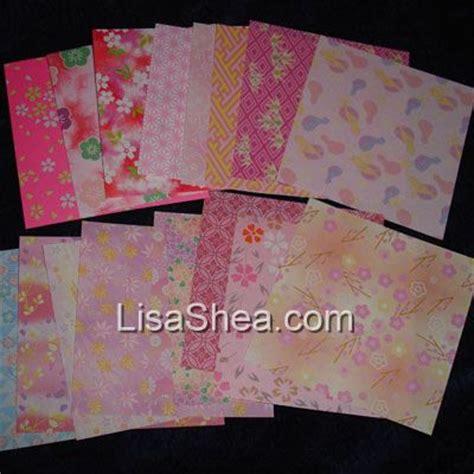 mini origami paper pink mini washi origami paper
