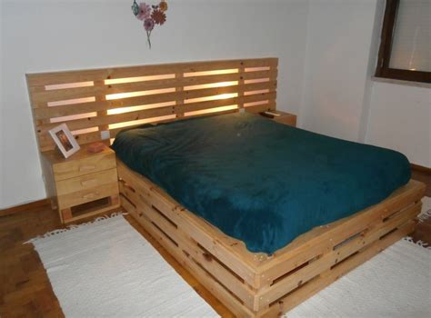 creative bed frames 20 brilliant wooden pallet bed frame ideas for your house