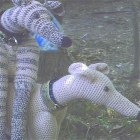 greyhound knitting pattern free greyhound stuffed animal size greyhound by