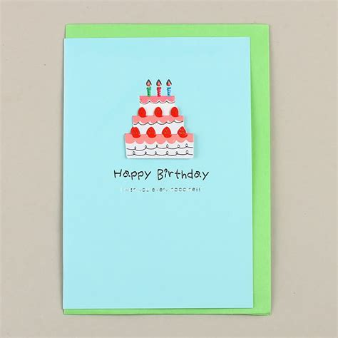 simple card for birthday card simple birthday cards happy message