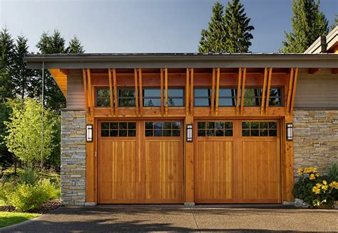 House Plans With Mil Apartment how to choose the right style garage for your home
