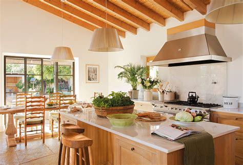 una casa de piedra en mallorca - Canas Para Islas De Cocina