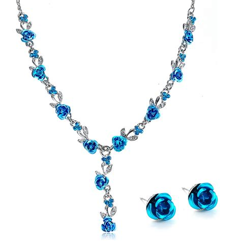 jewelry set new wedding bridal jewelry rhinestone