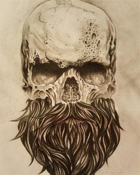skull beard 17 best ideas about beard on bearded