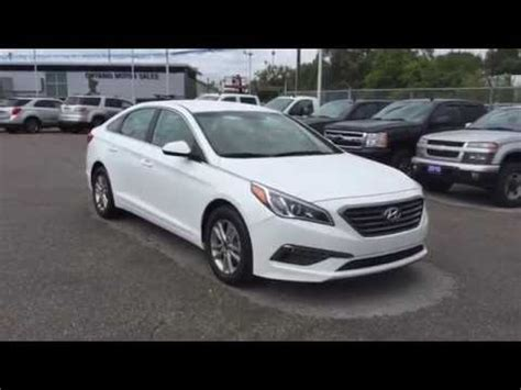 2015 Hyundai Sonata Gls by 2015 Hyundai Sonata Gls Bluetooth Rear Chrome