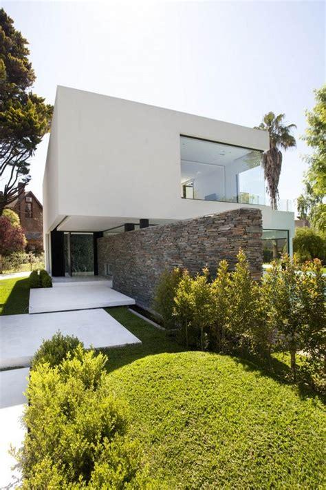 amenagement exterieur maison contemporaine