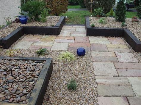 paving and gravel garden ideas images of gravel paving garden patio designs uk wallpaper
