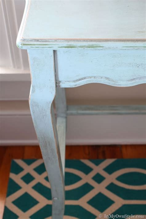 diy chalk paint makeovers a family affair diy chalk painted desk in my own style