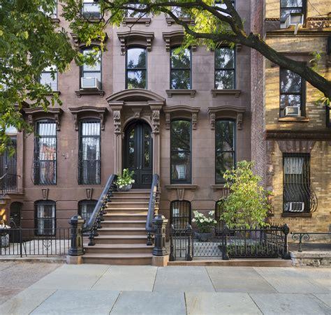 home design new york 19th century brownstone house in new york