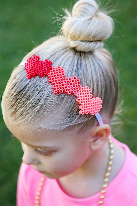 perler bead hair accessories s day hair accessories hair accessories