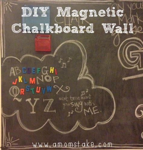 chalkboard paint magnetic 25 best ideas about magnetic chalkboard on