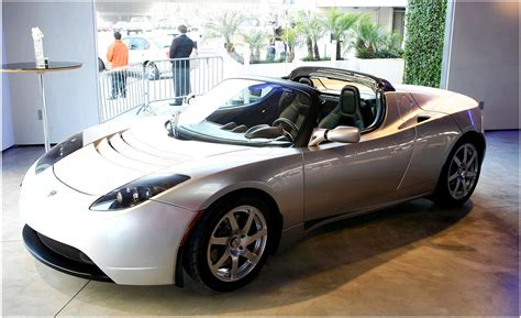 Electric Car Motor by Tesla Motors On Electric Cars Electric Cars And Hybrid