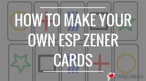 make payment on card how to make your own esp zener cards dar payment